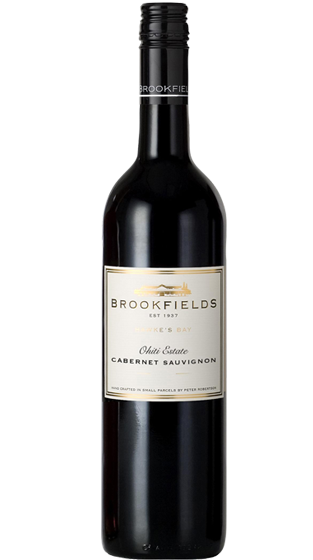 Brookfields Ohiti Estate Cabernet Sauvignon