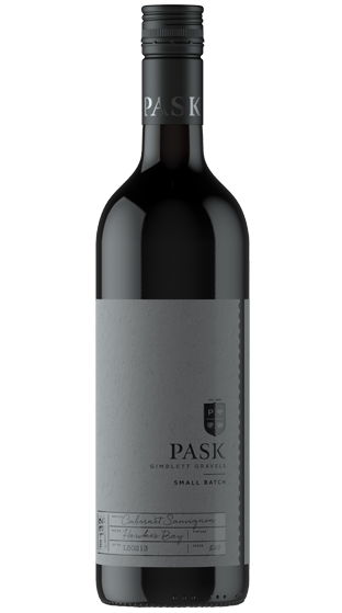Pask Small Batch Watercourse Block Cabernet Sauvignon