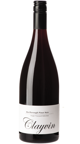 Giesen Single Vineyard Clayvin Pinot Noir