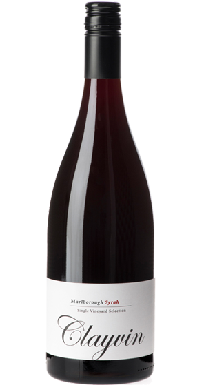 Giesen Single Vineyard Clayvin Syrah
