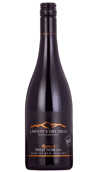Lawson's Dry Hills Reserve Pinot Noir