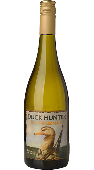 Duck Hunter Gisborne Oaked Chardonnay