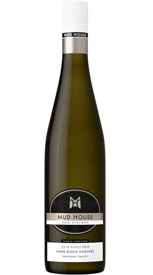 Mud House Estate Home Block Vineyard Pinot Gris