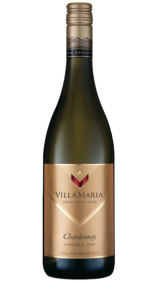 Villa Maria Cellar Selection Hawkes Bay Chardonnay