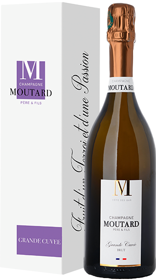 Champagne Moutard Brut NV