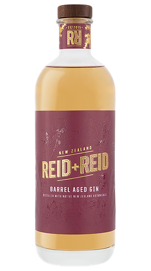Reid And Reid Barrel Aged Gin 42%