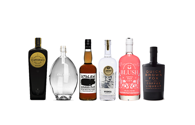 Air NZ Premium Spirits