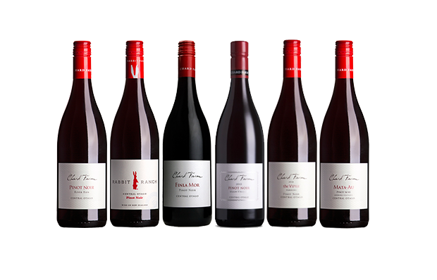Air NZ Chard Farm Pinot Noir Case