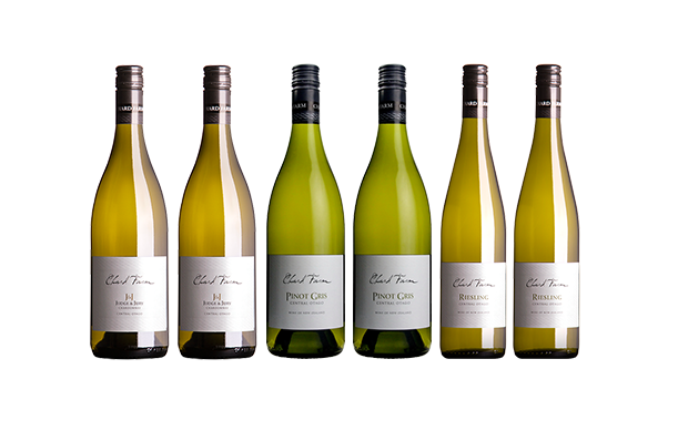 Air NZ Stunning Whites By Chard Farm
