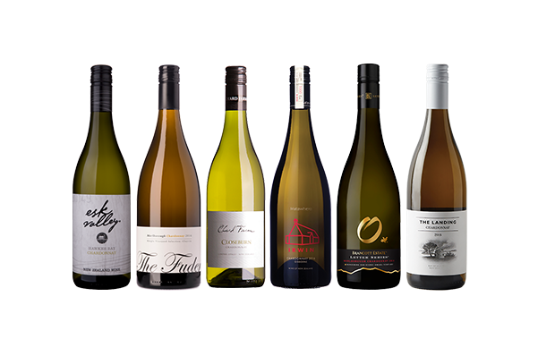 Air NZ New Zealand Chardonnay